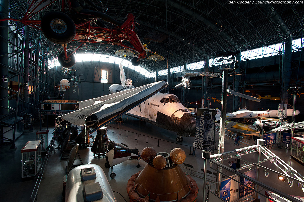space shuttle discovery smithsonian - photo #21