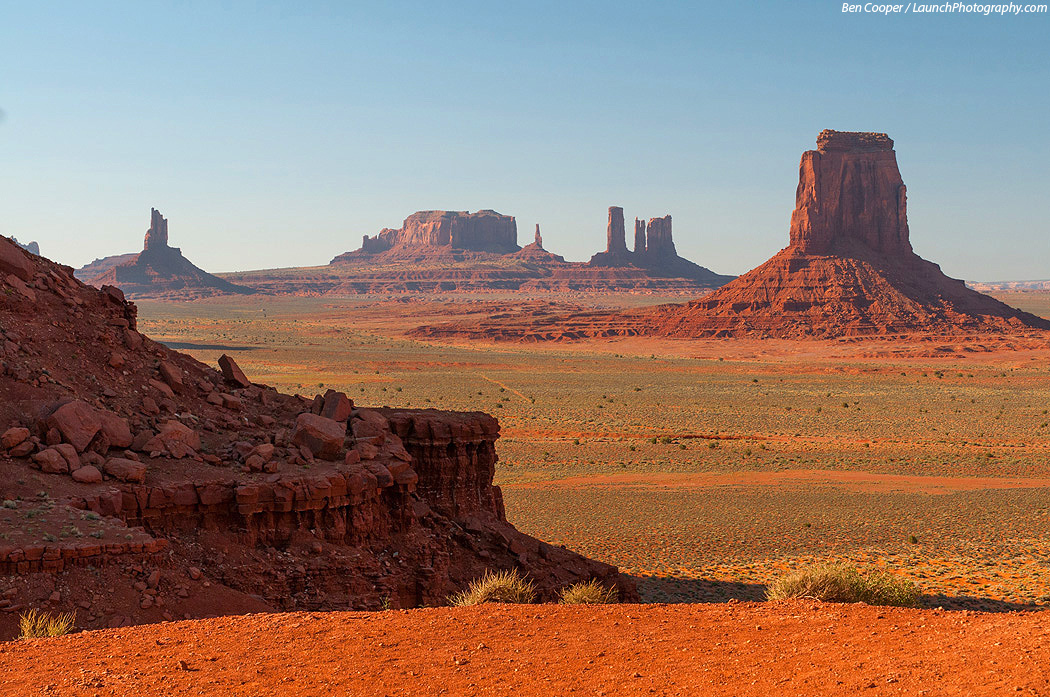 Monument Valley Tribal Park photos