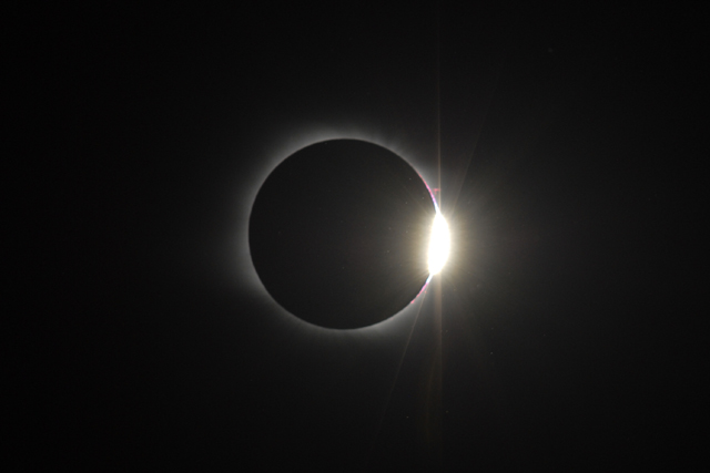 Image result for almost a total eclipse